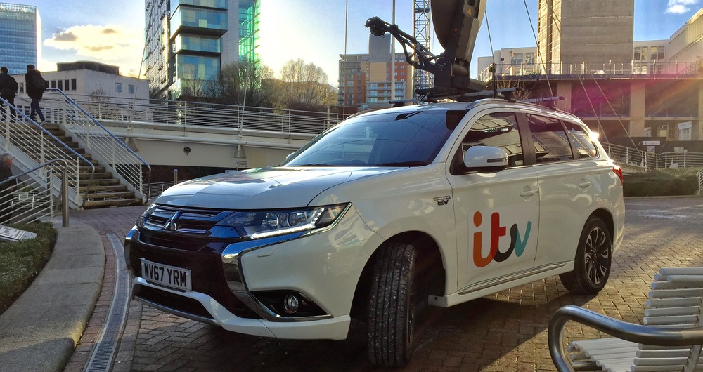 ITV Daytime's Low Carbon News Gathering